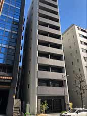 Suidobashi SF9 Tokyo Furnished apartment